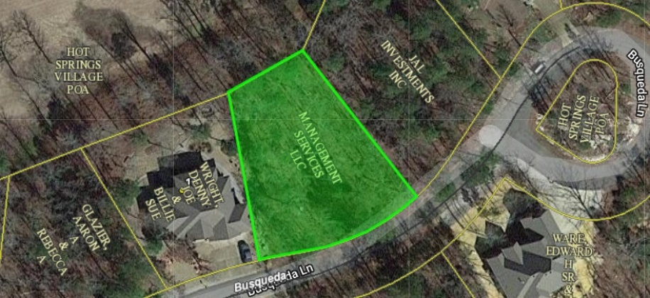Busqueda Ln, Hot Springs Village, Arkansas 71909, ,Land,For Sale,Busqueda Ln,1117
