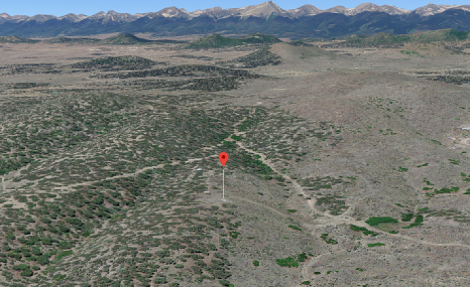 962 43th Trail, Cotopaxi, Colorado 81223, ,Land,Sold,962 43th Trail,1140